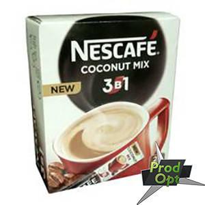 Кава розчинна Нескафе 3в1 кокос, 20 стіків , фото 2
