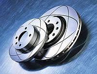 Тормоза ATE POWER DISC Opel Kadett E D тормозные диски кадетт е опель не EBC Zimermann Brembo ебц брембо, фото 1