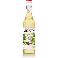Сироп Monin Французская ваниль 0,7 л