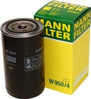 Фильтр масляный VW Transporter 2.4D -9/90, 2.5, LT28, LT31, LT35 2.7D Mann-Filter W 950/4