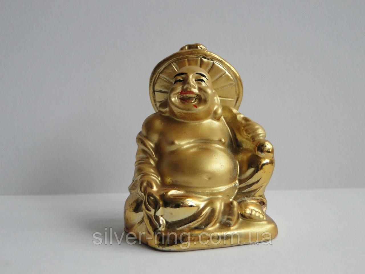 Смеющийся Будда в шляпе
