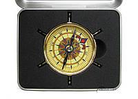 Классический магнитный компас TSC-92, металлический корпус, подарочная коробка