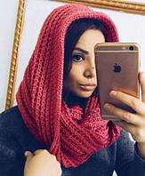 Женский модный шарф хомут