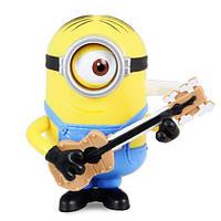 Фигурка Minions Stuart c гитарой, фото 1