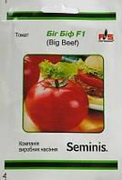 Семена Томат индетерминантный Биг Биф F1, 10 семян Seminis