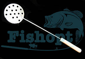 Ложка для зимней рыбалки ШУМОВКА