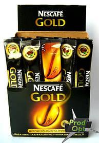 Кава розчинна Нескафе Голд 25 стіків