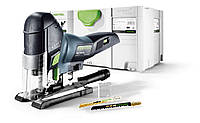 Лобзик маятниковый аккумуляторный PSC 420 Li 5,2 EB-Basic Festool 574713