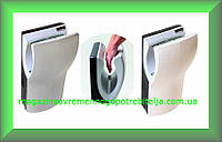 Mediclinics DUALFLOW PLUS M14AВ автоматические сушилки для рук