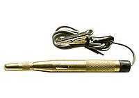 Пробник автомобільний 6-24 В, 110 мм, металевий корпус SPARTA 555105
