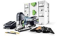 Лобзик маятниковый аккумуляторный PSC 420 Li 5,2 EB-Set Festool 574717