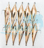 Зимняя блесна Дон № 3 (10шт\уп)