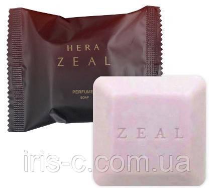 Мыло косметическое натуральное люксового бренда Hera NEW Zeal Perfumed Soap