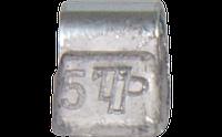 Грузик набивной для стальных дисков 5 г