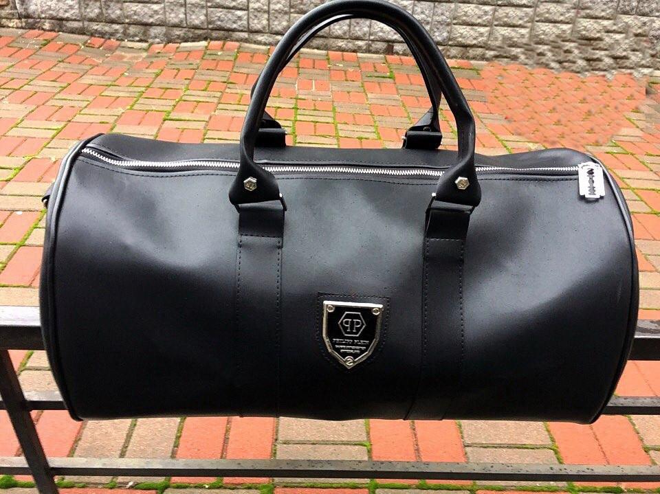 63c95fabd5c6 Саквояж мужской, сумка мужская, модная сумка Philipp Plein(филипп плейн)