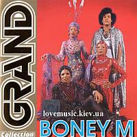 Музыкальный сд диск BONEY M Grand collection (2003) (audio cd)
