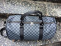 Саквояж мужской, сумка мужская, модная сумка Louis Vuitton(Луи Виттон)