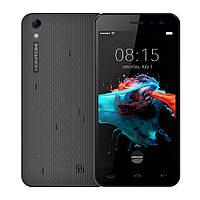 "Смартфон Homtom HT16 Black, 1/8Gb, 2sim, 3G, экран 5"" IPS, 4 ядра, 8/5Мп, 3000мАч, GPS, Android 6.0"