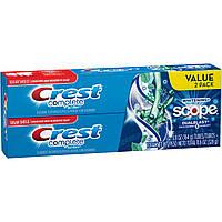 Crest Complete Multi-Benefit Whitening Scope Dualblast - Отбеливающая зубная паста, 2 * 164 г