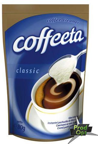 Вершки Coffeta сухі 80 г