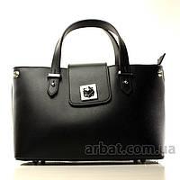 Lavoro Сумка BI0-A24-01* черный кожа Италия