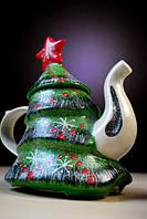 Новинки! Новогодняя керамика: чашки, чайники, сувениры, копилки....