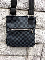 Барсетка, сумка мужская, модная сумка Louis Vuitton(Луи Виттон)