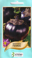 Семена Баклажан Гелиос 0,5 грамма Агропак, фото 1