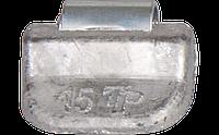 Грузик набивной для стальных дисков 15 г