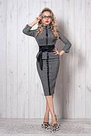 Женский костюм (юбка и блузка) размеры 40,44,46,48