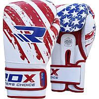 Перчатки боксерские RDX T-10 Hi-Trax 12oz, фото 1
