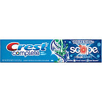 Crest Complete Multi-Benefit Whitening Scope Dualblast - Отбеливающая зубная паста, 215 г