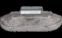 Грузик набивной для стальных дисков 30 г