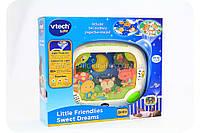 Ночник-проектор детский VTech 145903 (свет, звуки, реакция на плачь ребенка)