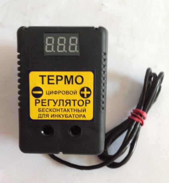 Цифровые терморегуляторы для инкубатора