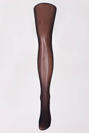 Колготки «Pantera» 30 den 1 вставка (00143/Black) | 10 шт., фото 2