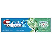 Crest Complete Multi-Benefit Whitening Scope Minty Fresh Striped - Отбеливающая зубная паста, 24 г