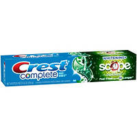 Crest Complete Multi-Benefit Whitening Scope Outlast - Отбеливающая зубная паста, 164 г