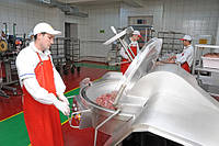Мини цех по производству колбасы