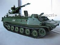 Сборная модель: танк MT-LB с зенитной установкой ZU-23-2