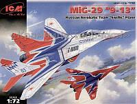 Сборная модель: MiG-29 Soviet modern fighter 'Strizhi'