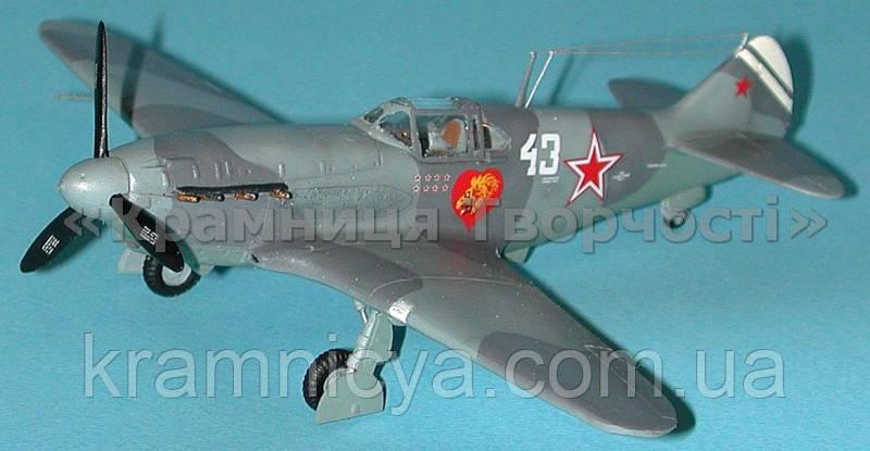 Сборная модель: LAGG-3 series 66 (Самолёт)