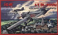Сборная модель: Polikarpov I-1 Soviet fighter (Самолёт)