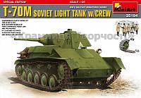 Сборная модель: T-70M Special Edition