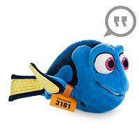 Интерактивная мягкая игрушка рыба Dory Disney