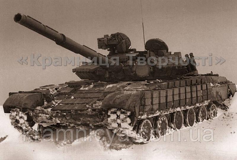 Сборная модель: Танк Т-64БВ (MK205)