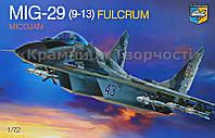 Сборная модель: MiG-29 (9-13) Soviet prototype fighter