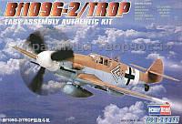 Сборная модель: Bf109G-2/Trop, фото 1