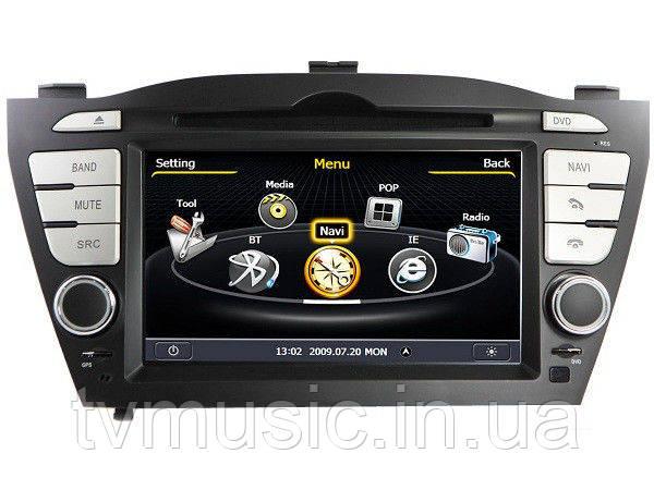 Штатная автомагнитола EasyGo S002 (Hyundai ix35) S60