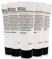 Пенка-гель для чувствительной, склонной к аллергии кожи лица BENTON Honest Cleansing Foam 10мл